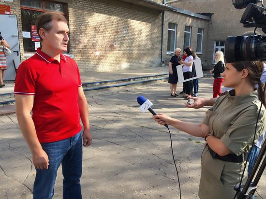 Игорь Ермаков: Жители Серпуховского района ответственно отнеслись к выборам