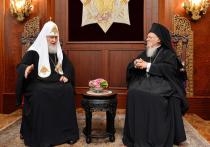 Ход делу был дан в апреле этого года — после официального обращения президента Украины Петра Порошенко на имя предстоятеля Константинопольской православной церкви патриарха Варфоломея
