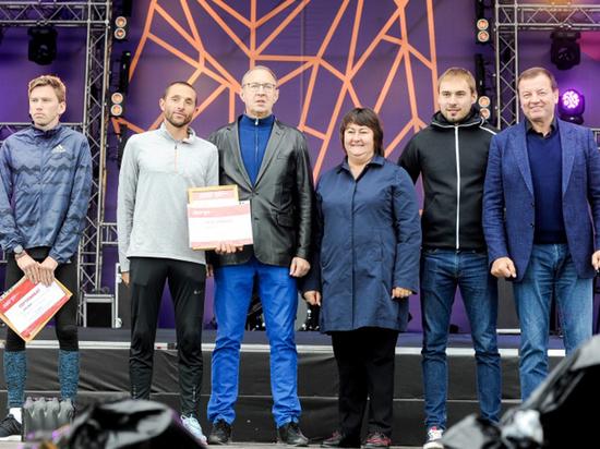 II Пермский международный марафон собрал более 8 тысяч участников