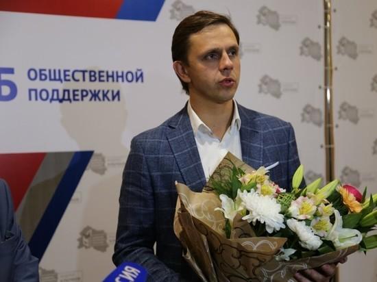 Андрей Клычков остается в Орле