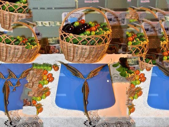 Саратовцы отмечают зимние цены на осенние овощи