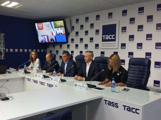 Травников побеждает в выборах губернатора Новосибирской области