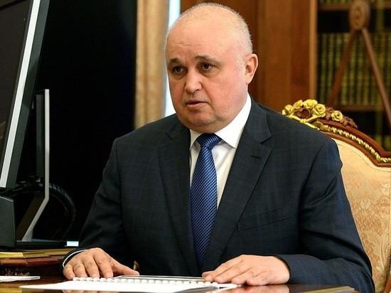 По итогам выборов Сергей Цивилёв стал губернатором Кемеровской области