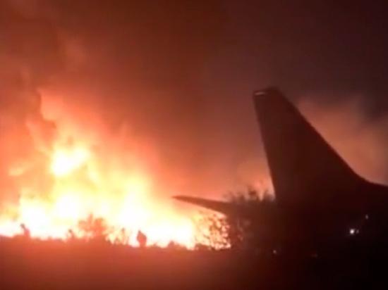 Пассажир сгоревшего в Сочи «Боинга» рассказал про бардак с эвакуацией
