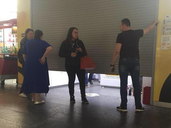 Уголовник, ранивший людей на Курском вокзале, попросился в «Черный дельфин»