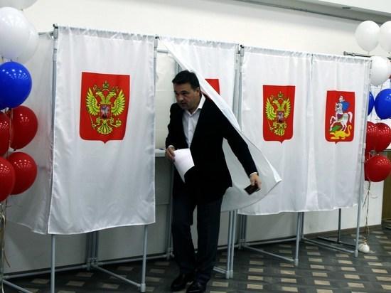 В Подмосковье жители снова доверили пост губернатора Андрею Воробьеву