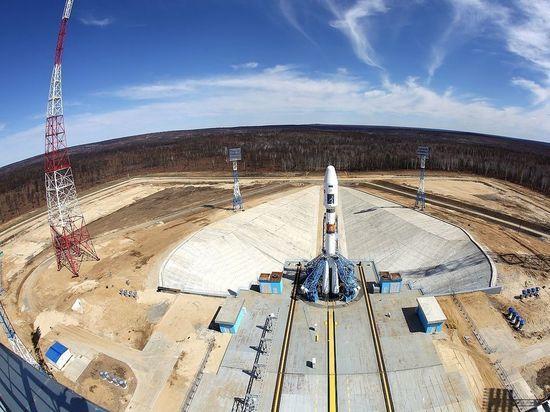 Наремонт космодрома Восточный истратят 4,6 млн руб.