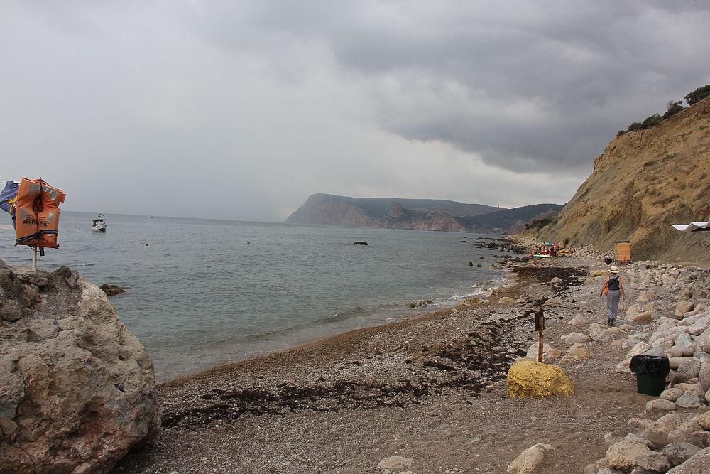 Крым великолепный: бархатное удовольствие Золотого пляжа