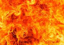 Беловчанин скончался во время пожара в собственном доме