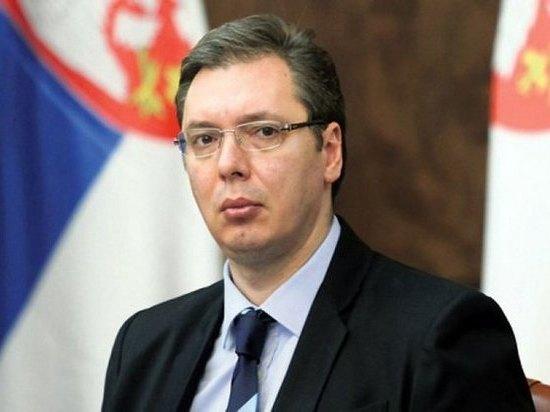 Президенту Сербии строят козни в Косово: албанцы блокируют дороги