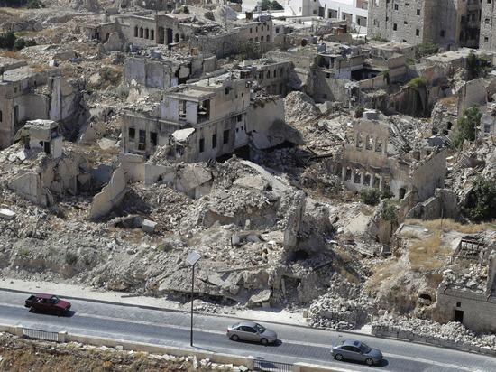 Сирия на пороге большой войны: зачем Асаду применять химоружие