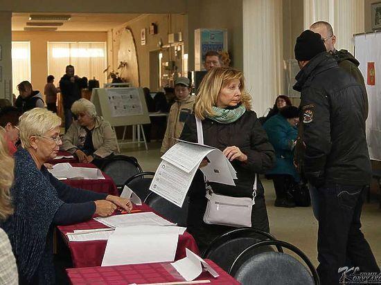 ЦИК: явка на выборах в Карелии составила 20 процентов