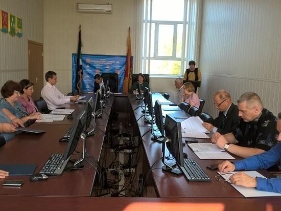 В администрации Вышневолоцкого района обсудили бюджет