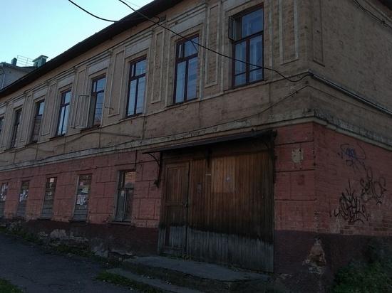 В Кирове реконструируют дом художника Чарушина