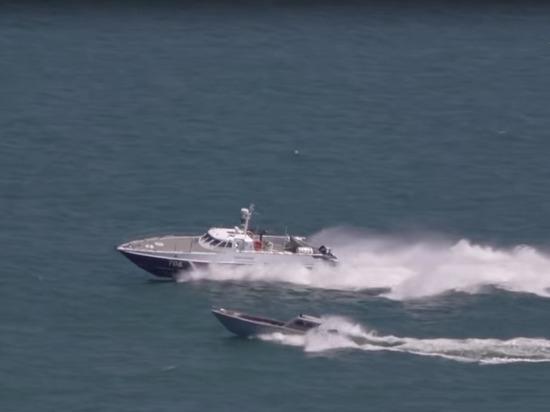В Крыму задержали двух нетрезвых рыбаков из Херсонской области