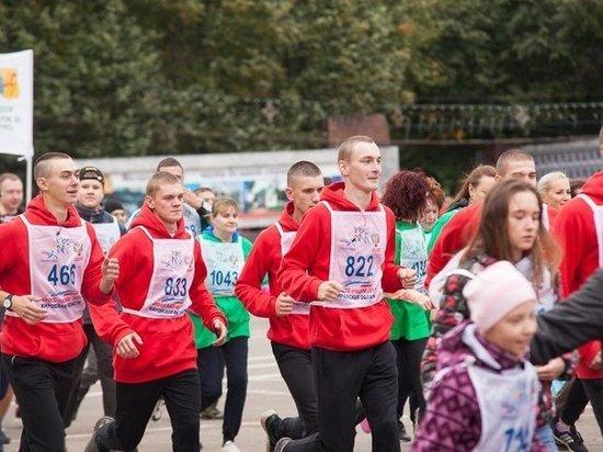 Кировские спортсмены пробегут «Кросс нации» в Порошино