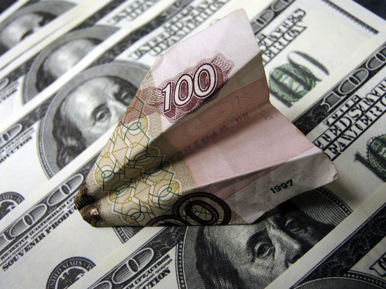 Чистый отток капитала из России вырос в 2,8 раза