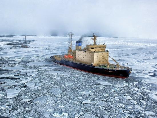 Для подъема несметных сокровищ в Арктике ученые разработали новинку