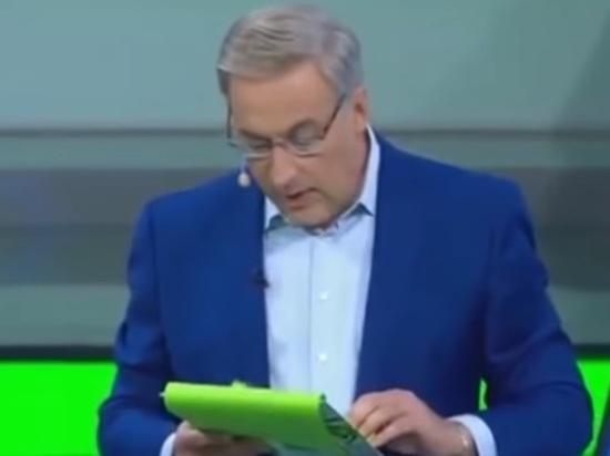 «Россия вспрянет ото сна»: Норкин со скандалом выгнал украинца из телеэфира