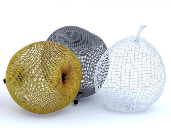Вместо реальных продуктов ученые будут исследовать их 3D-модели