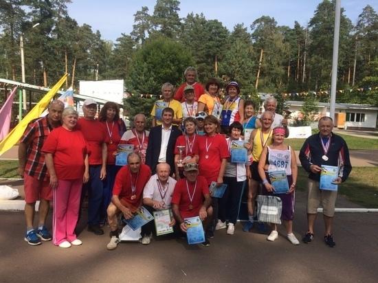 Самых спортивных пенсионеров выбрали в Калужской области