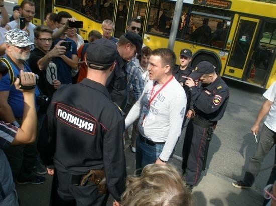 Псковского активиста штаба Навального приговорили к трём суткам ареста