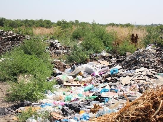 На Ставрополье разрешили прятать мусор?