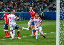 Матч Россия – Сербия в Нижнем Новгороде посетили 39 тысяч человек