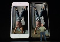 Apple представила новые версии iPhone