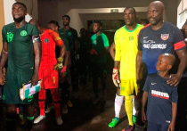 Президент Либерии вернулся в большой футбол