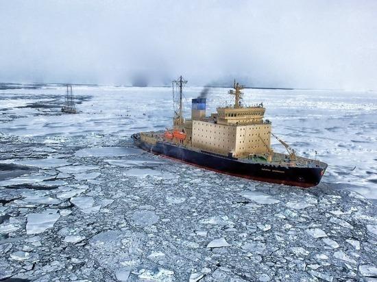 Путин предложил иностранным партнерам использовать Северный морской путь