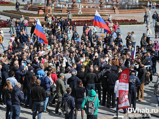 О выборах 9 сентября в Хабаровске