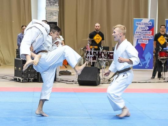 Кемеровчанам презентовали 13 федераций боевых искусств