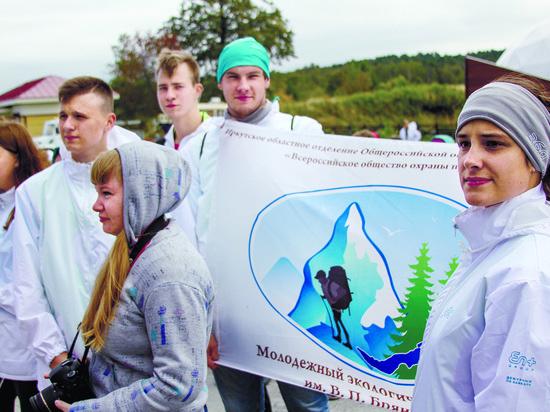 Заразительная чистота: волонтеры снова убрали Байкал