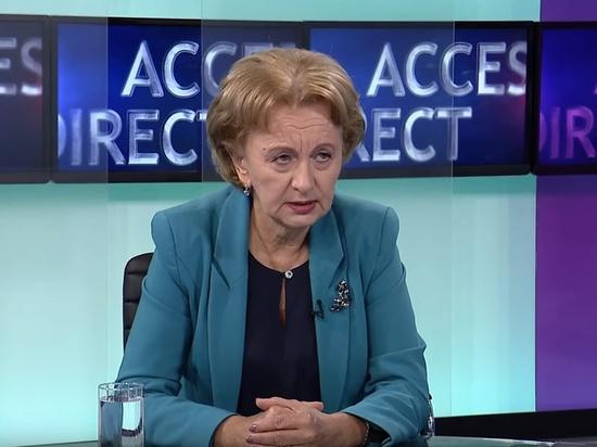 Зинаида Гречаный: ПСРМ  должна победить на выборах
