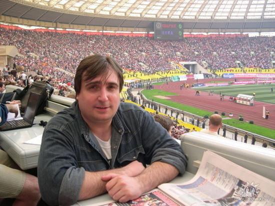 Ушел из жизни еще один спортивный журналист Томска