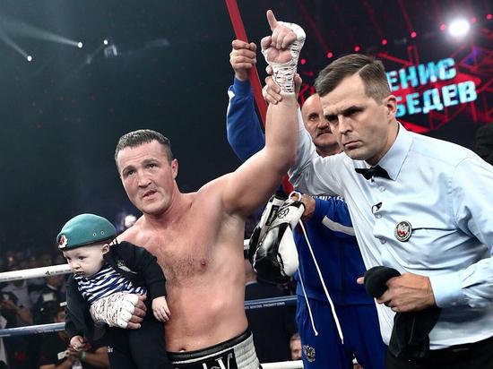 Кто мутит воду в российском боксе: Лебедеву мешает его команда