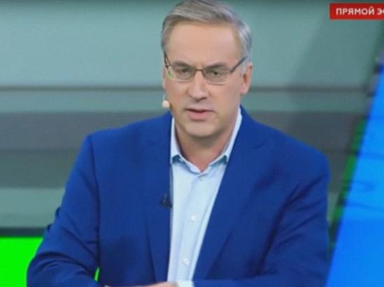 Норкин объяснил, почему не врезал украинскому