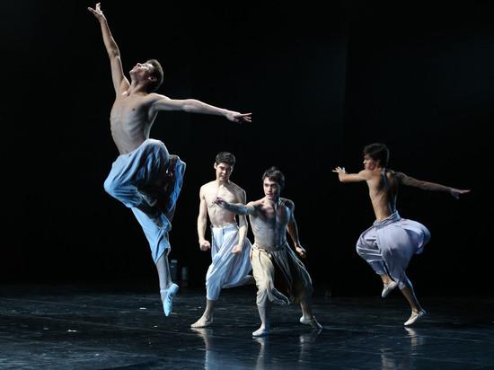 Rudy Dance Lab показал уфимцам, каким должен быть современный балет