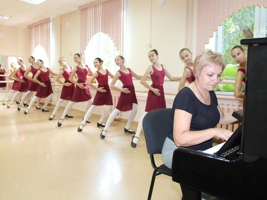 В Хореографической школе два новых пианино