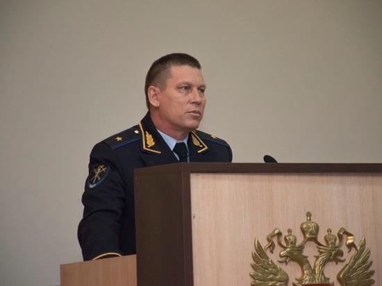 Личному составу полиции Кузбасса представили нового замначальника ГУ МВД по Кемеровской области
