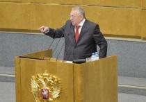Владимир Жириновский снова оказался в центре скандала