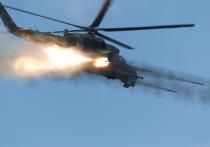 Танки, мотострелки, артиллерия и авиация условного противника развернули настоящую маневренную войну на забайкальском полигоне «Цугол»