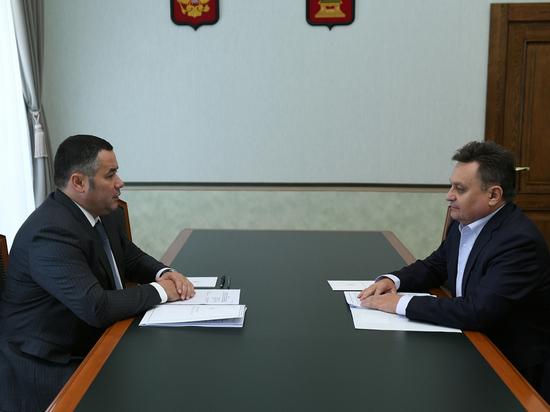 Замминистра энергетики РФ похвалил губернатора за