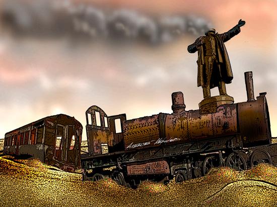 Иван Грозный и Ленин: России требуется полный демонтаж авторитарной системы