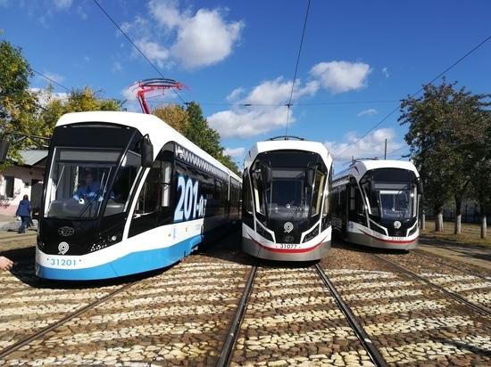 Гид и места для велосипедов: какие трамваи появятся в Москве