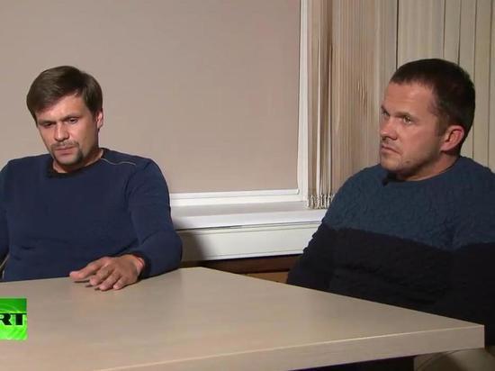 В ЛГБТ-сообществе прокомментировали ориентацию Петрова и Боширова