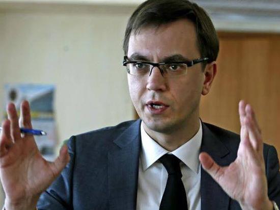 Украинского министра, предлагавшего запретить поезда в Россию, обвинили в коррупции