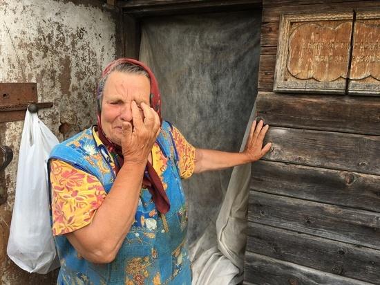 Пенсионерка из Серпуховского района благодарит Бога за то что осталась жива