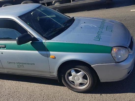 Автомошенники нашли новый способ заработка: раскрасили машину под ЦОДД